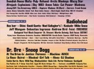 Coachella 2012 Full Lineup