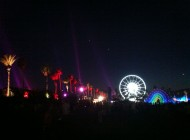 Coachella 2012 Night Shot