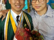 Alan Graduation