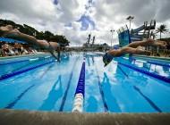 RIMPAC international swim meet