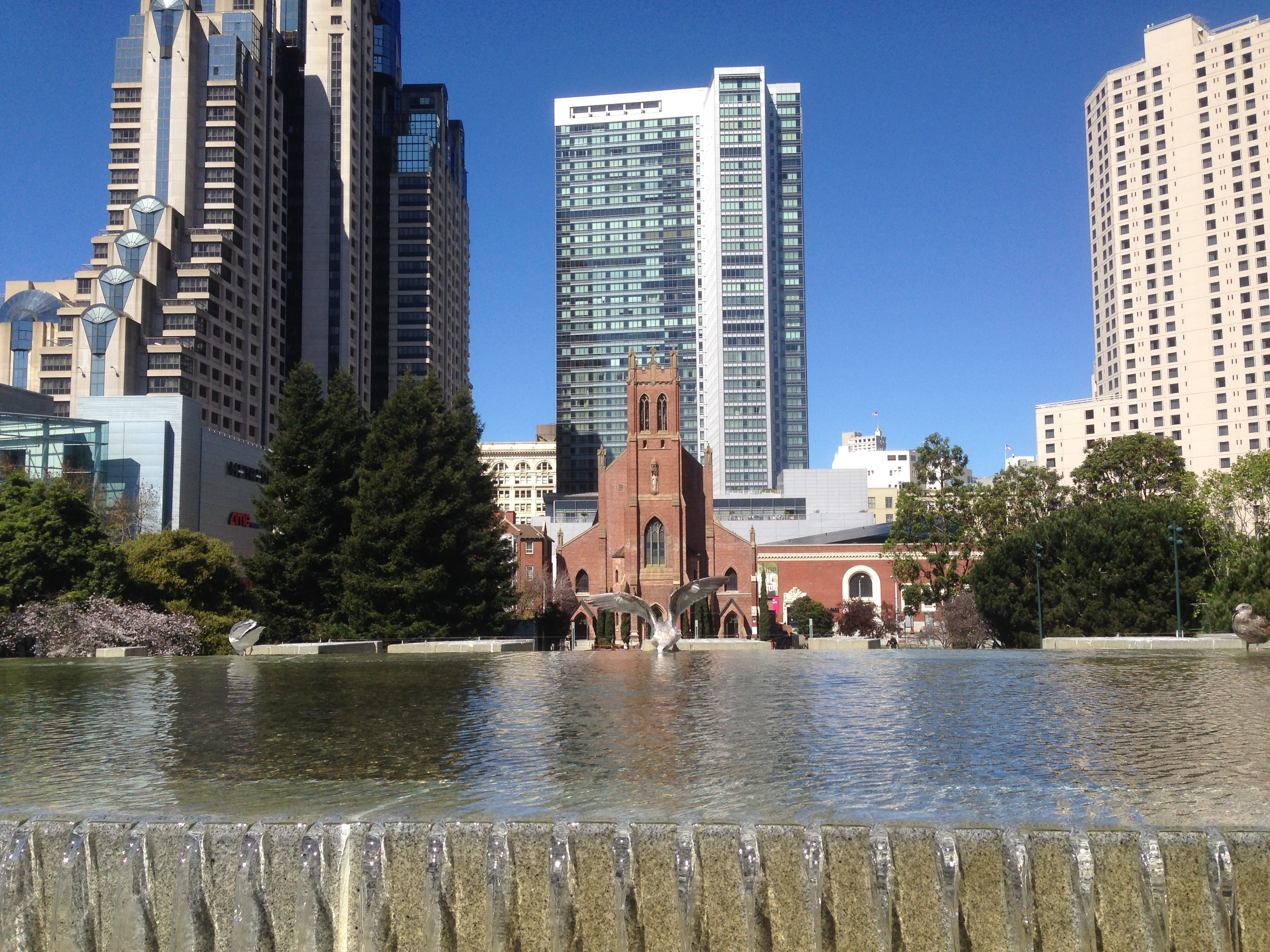 Why Yerba Buena Gardens Is My Favorite Park In The City